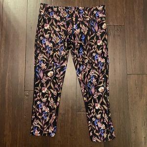 O'Neill hybrid printed leggings